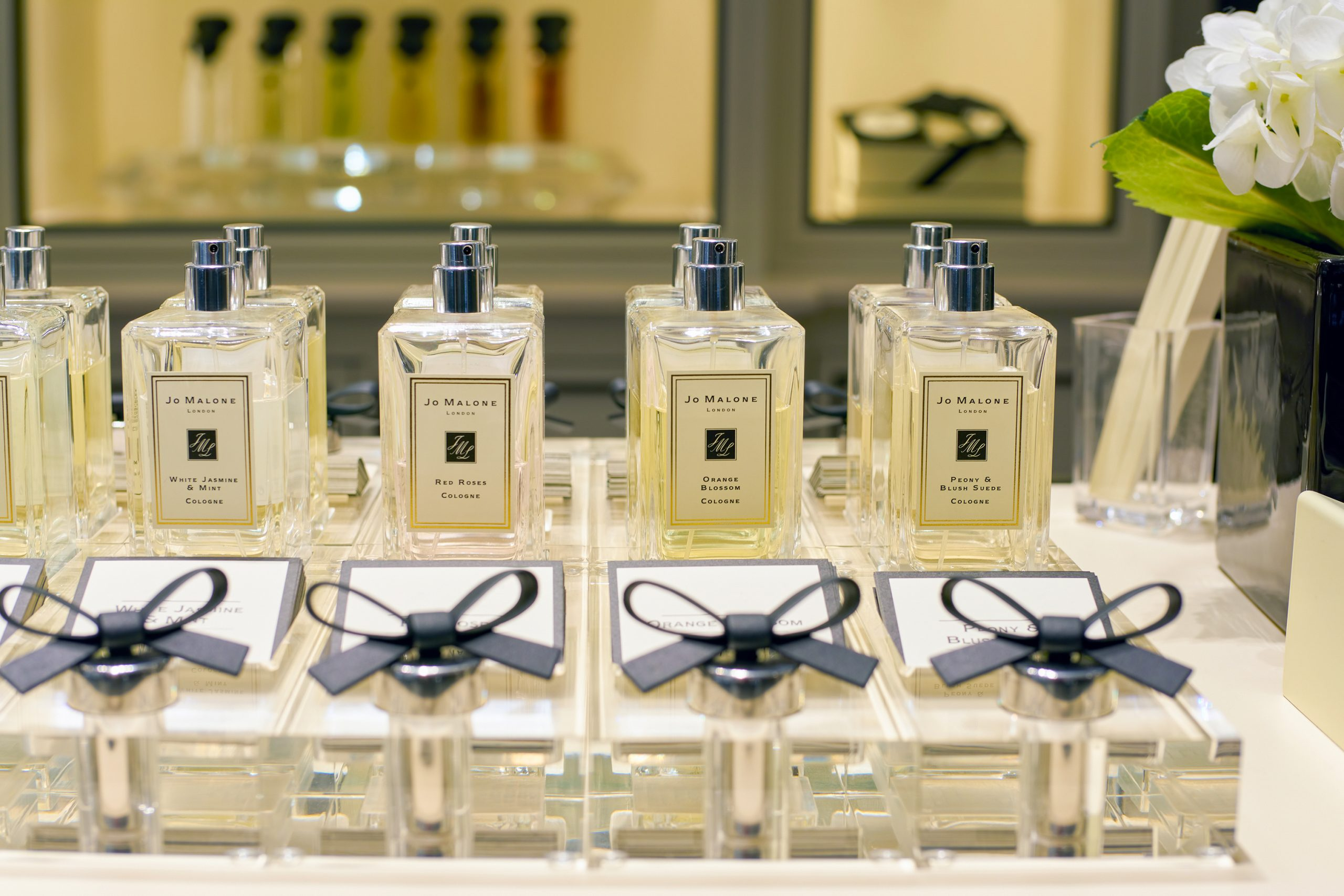 Choosing The Perfect Wedding Scent