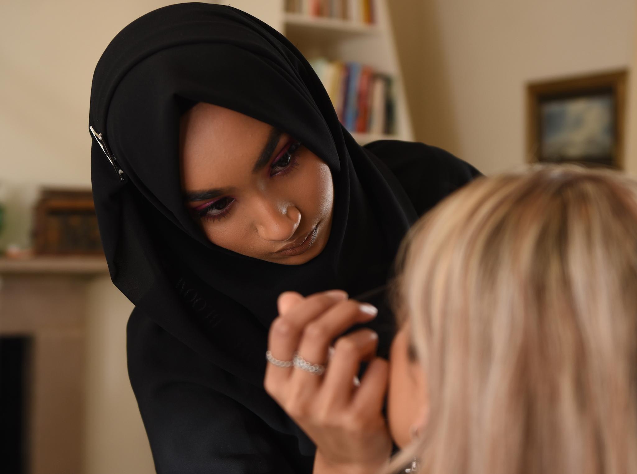 Meet Our BLOOM Make-Up Artist Rifah
