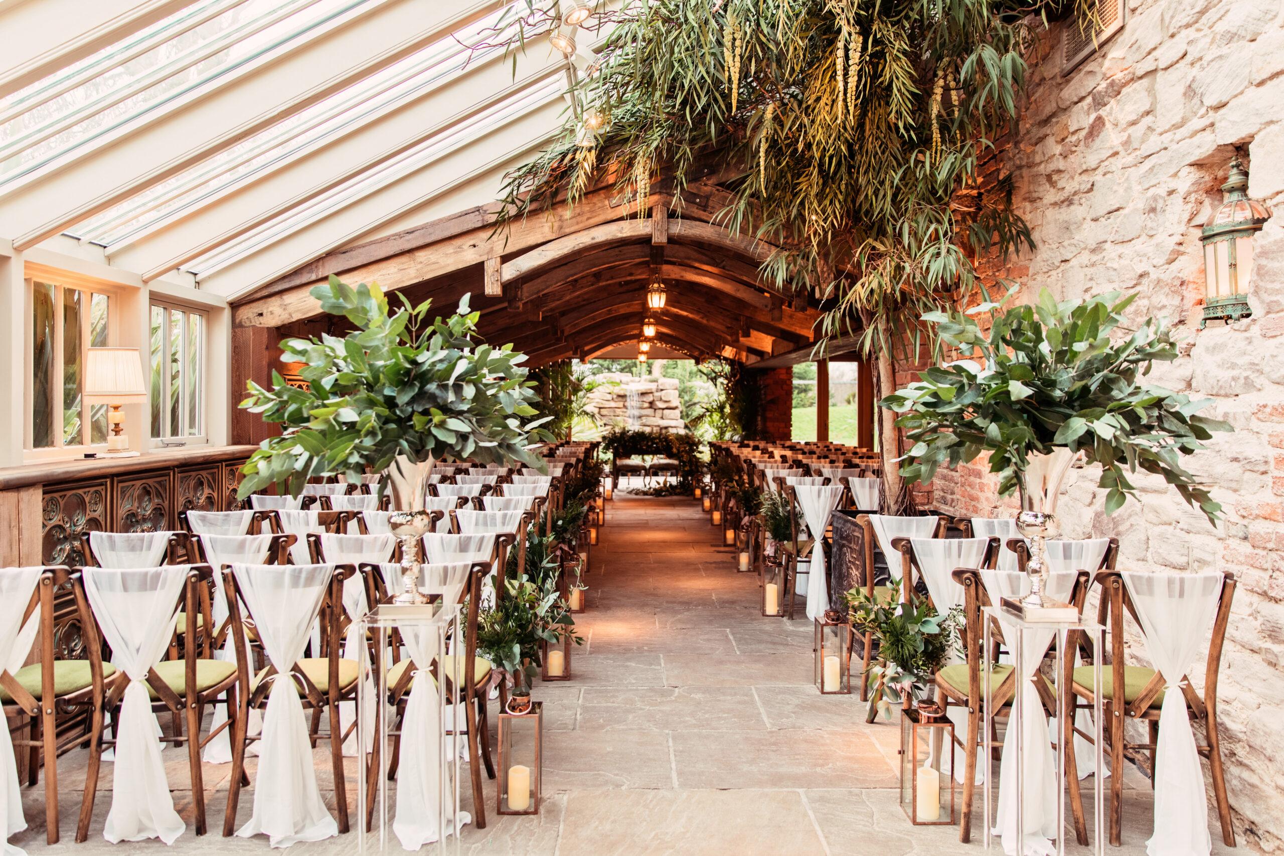 Weddings At Newton Hall